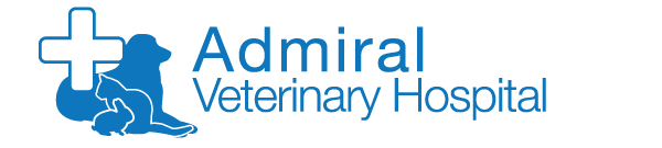Admiral Veterinary Hospital logo