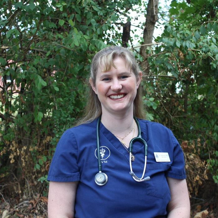 Dr. Katerina Neff </br> Veterinarian  photo
