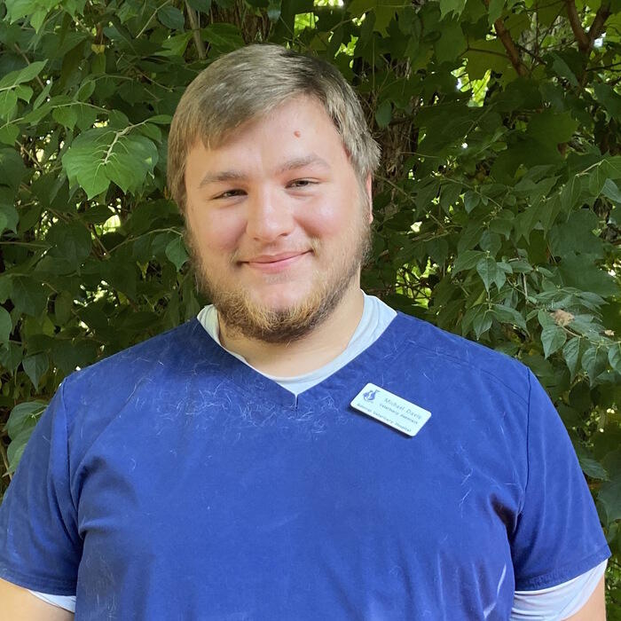 Michael D.</br> Veterinary Assistant photo