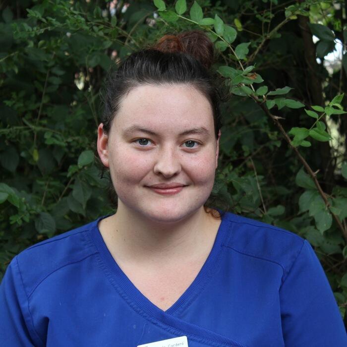 Nicole C. </br>  Veterinary Assistant photo
