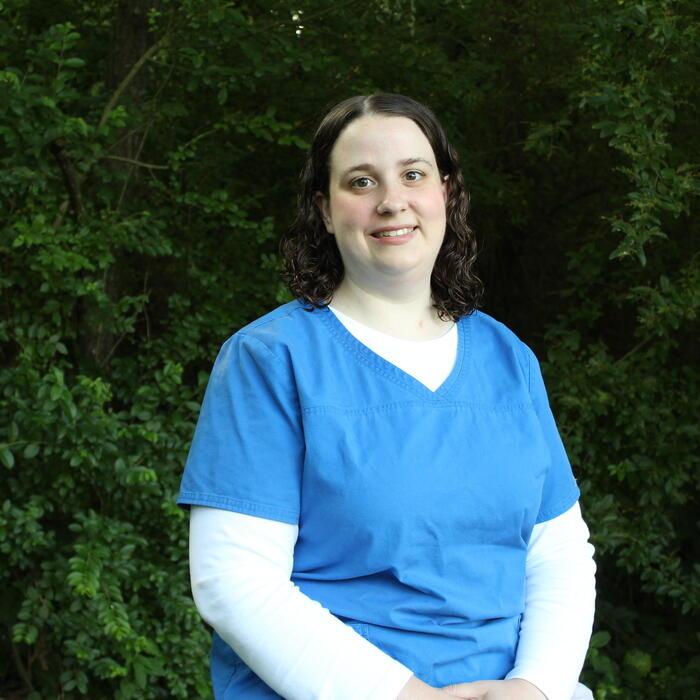 Dr. Sarah Strunk</br> Veterinarian   photo